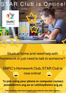 SMRC Youth Hub Online