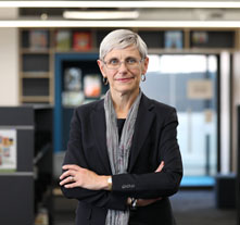 Susan Ogden - Principal of Dandenong High School