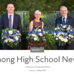 Issue 2 of the DHS Newsletter