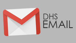 Log in to your DHS email