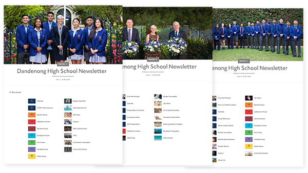 Dandenong High School Newsletter - read online