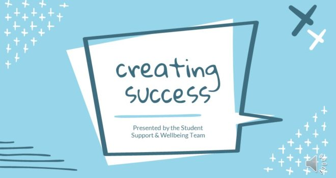 Mental Health Awareness Week - Creating Success