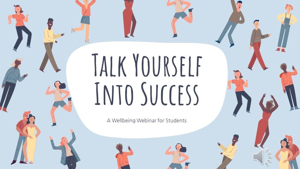 Mental Health Awareness Week - Talk Yourself Into Success