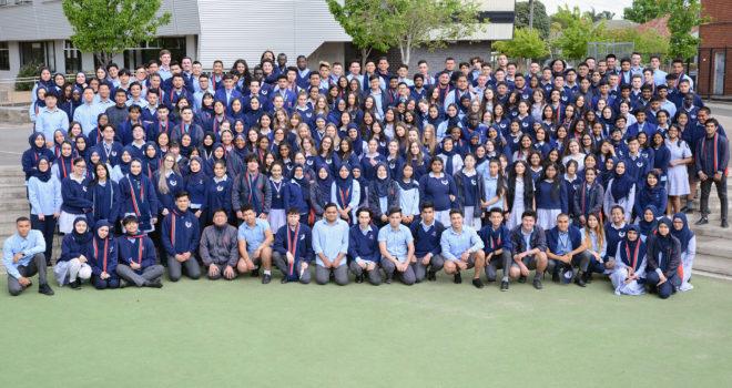 Dandenong High School's Class of 2020